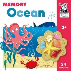 Gra Memory Ocean Kapitan Nauka