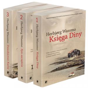 Pakiet Trylogia Diny