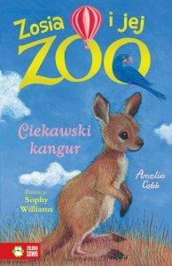 Ciekawski kangur. Zosia i jej zoo
