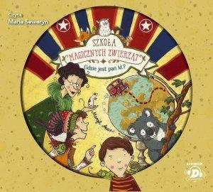 CD MP3 Gdzie jest pan M.? Szkoła magicznych zwierząt. Tom 7