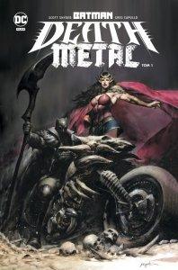 Batman Death Metal. Tom 1