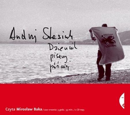 CD MP3 Dziennik pisany później