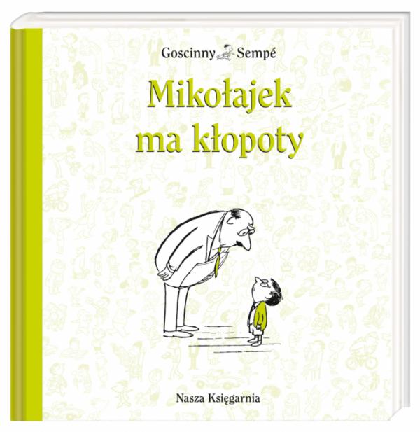 Mikołajek ma kłopoty wyd. 2014