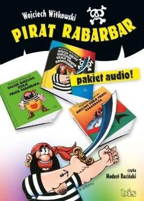 Pakiet CD MP3 pirat rabarbar