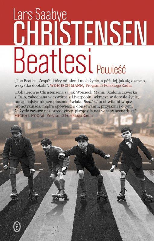 Beatles powieść