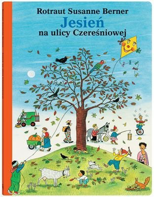 Jesień na ulicy Czereśniowej wyd. 2