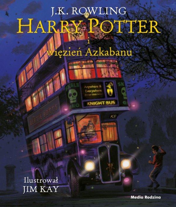 Harry Potter i więzień azkabanu wyd. Ilustrowane