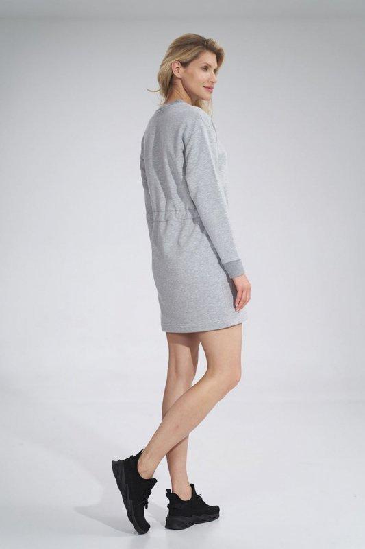 Sukienka Model M769 Grey - Figl