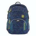 Plecak szkolny JobJobber 2 Laserbeam Blue - Coocazoo