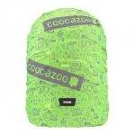 Pokrowiec na plecak zielony refleks - Coocazoo