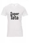 Koszulka biała - znakowanie - super tata