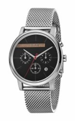 Męski zegarek Esprit ES Vision Black Mesh ES1G040M0045