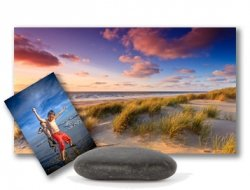 Foto plakat HD 70x180 cm - powiększenie foto mat