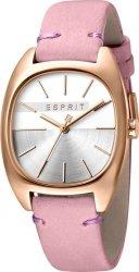 Damski zegarek Esprit ES Infinity srebrny Pink - L ES1L038L0065
