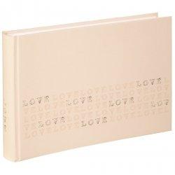 Album ślubny Almeria, 30x20 cm, 60 białych stron - księga gości