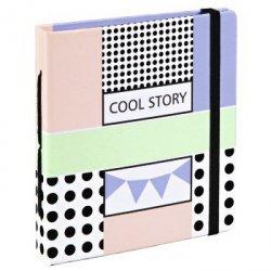 Album do zdjęć natychmiastowych (instax) cool story 5.4x8.6/56 zdjęć