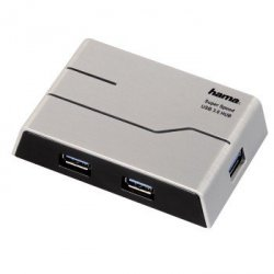 Usb 3.0 hub 1:4 power sup+ gratis