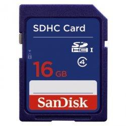 Sandisk karta SDHC 16 GB