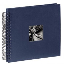 Hama album fine art 26x24/50 niebieski