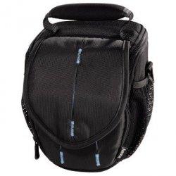 Hama torba canberra 110 colt czarna/niebieska + gratis