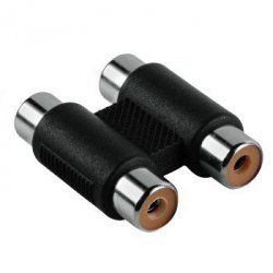 ADAPTER 2 RCA - 2 RCA