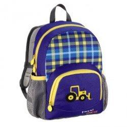 Dressy plecak przedszkolaka, excavator
