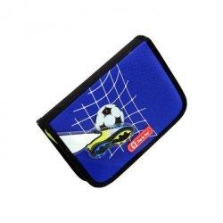 Piórnik Top Soccer 3D Z Wyposażeniem Lamy