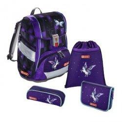 Zestaw szkolny 2w1 4-częciowy Pegasus Dream - Step by Step Hama
