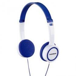 Niebieskie słuchawki nauszne dla chłopca thomson hed1105