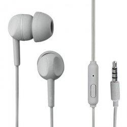 SŁuchawki dokanaŁowe ear3005gy z mikrofonem szare