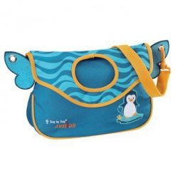 alpbag girls kindergarten bag, little penguin