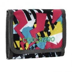 Portfel Cashdash 2, Kolor: Checkered Bolts