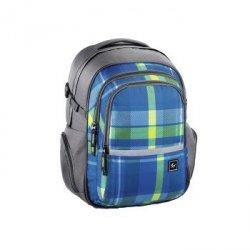 ALL OUT plecak szkolny FILBY kolor: Woody Blue