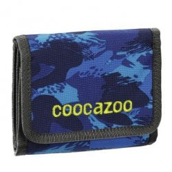 Coocazoo Portfel Cashdash 2, Kolor: Brush Camou