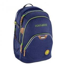 Plecak szkolny  EvverClevver 2 Denim Blue - Coocazoo
