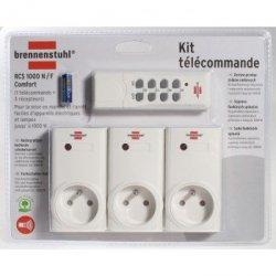 Brennenstuhl zestaw przełączników radiowych rcs 1000 n comfort 1441090000