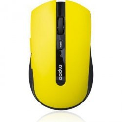 7200p 5g wireless notebook mouse yellow