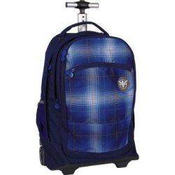 Chiemsee Ss16 Plecak Na Kółkach Wheely *L0551 Plaid Regatta