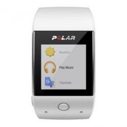 Polar M600 biaŁy zegarek sportowy z pomiarem tĘtna z nadgarstka