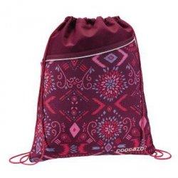 Coocazoo worek na buty rocketpocket ii, kolor: tribal melange