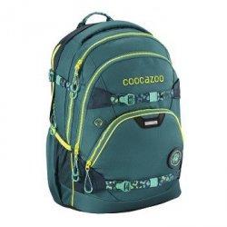 Plecak szkolny E-Scalerale Teccheck Petrol - Coocazoo