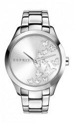 Zegarek esprit-tp10728 silver butterfly