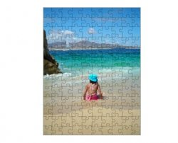 Puzzle 19x28 cm z ulubionym zdjęciem