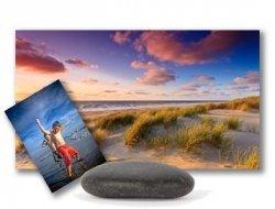 Foto plakat HD 80x80 cm - powiększenie foto mat