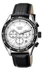 Stylowy ZEGAREK ESPRIT GRAN ORBUS BLACK WHITE ES102861004 i fotoksiążka gratis