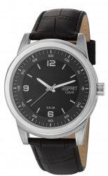 Stylowy zegarek esprit solaro black i fotoksiążka gratis