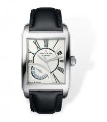 Maurice lacroix zegarek maurice lacroix pontos rectangulaire reserve de marche - pt6157-ss001-110 ml pt6157-ss001-110
