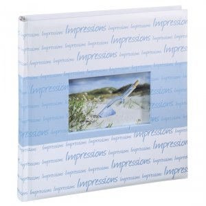 Album tradycyjny La Vida, 26x26 cm, 60 białych stron, Aquamaryna