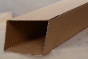 Karton do pakowania szpadli 119x15x20 cm