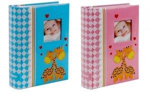 Album 10x15 na 300 zdjęć dla dziecka - Żyrafy